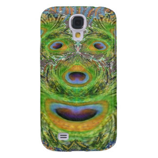 A GREEN Toothless Tiger in Zoo Samsung Galaxy S4 Case