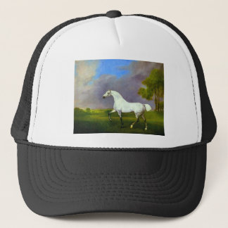 A Grey Horse by George Stubbs Trucker Hat