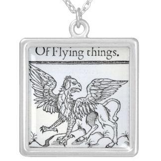 A Griffin Necklace