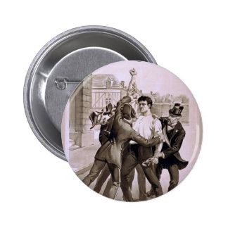 A Grip of Steel, 'Now! Handcuff me if you can' Button