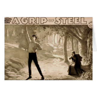 A Grip of Steel, 'Unforgiven, God Help me Now' Card