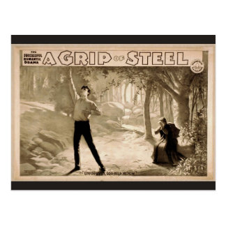 A Grip of Steel, 'Unforgiven, God Help me Now' Post Card