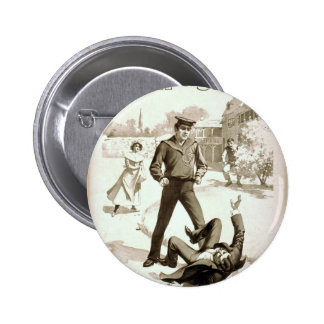 A Grip of Steel, 'You dog! That is my answer' Pins