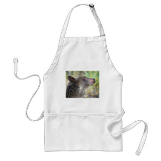 A Grizzly Profile Adult Apron