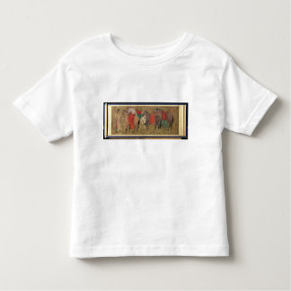 A Groom with Horses Toddler T-shirt
