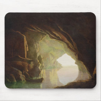 A Grotto in the Gulf of Salerno, Sunset, c.1780-1 Mouse Pad