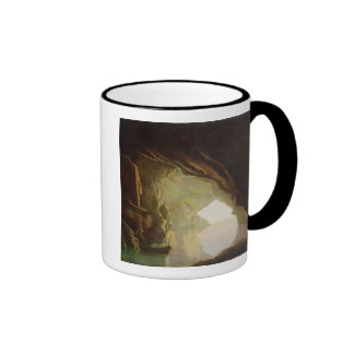 A Grotto in the Gulf of Salerno, Sunset, c.1780-1 Coffee Mug