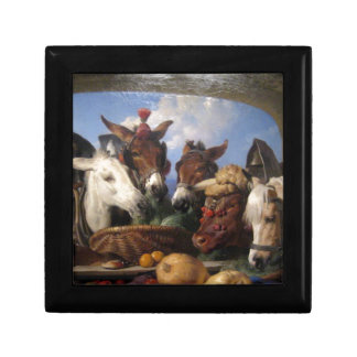 A Group of Animals, Geneva by Edwin Henry Landseer Gift Box