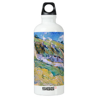 A Group of Cottages by Vincent Van Gogh painting SIGG Traveler 0.6L Water Bottle