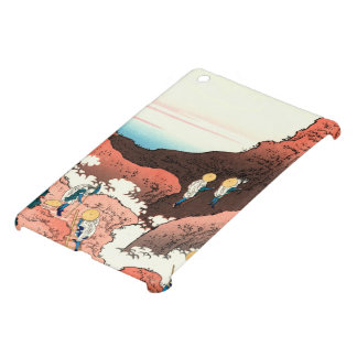 A group of mountaineers iPad mini cover