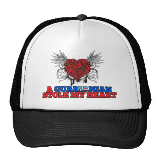 A Guamanian Stole my Heart Hat