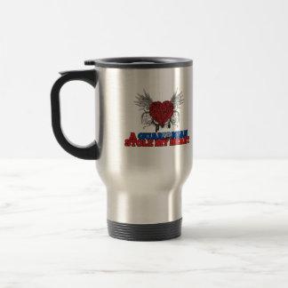 A Guamanian Stole my Heart Coffee Mug