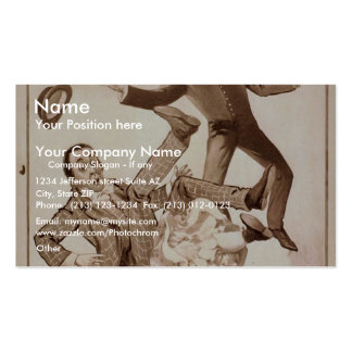 A Guilty Mother Business Card
