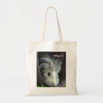 A guinea pig called Pixle tote bag , what ?