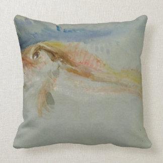 A Gurnard Throw Pillow