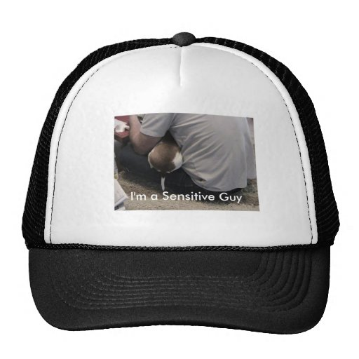 A Guy and His Dog Trucker Hat