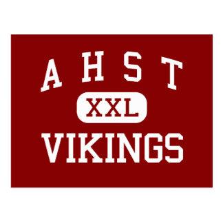A H S T - Vikings - Community - Avoca Iowa Postcard