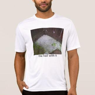 a hail of a day T-Shirt