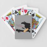 A Haití, con amor Baraja Cartas De Poker