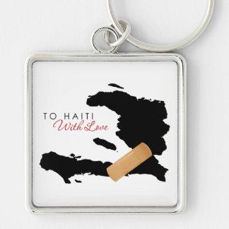 A Haití con amor Llaveros Personalizados