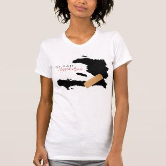 A Haití con amor Camisetas