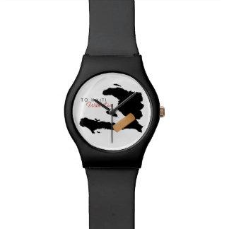A Haití con amor Relojes De Pulsera