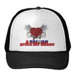A Haitian Stole my Heart Mesh Hat