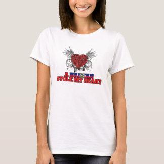 A Haitian Stole my Heart T-Shirt