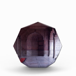 A hall inside the Jama Masjid Acrylic Award