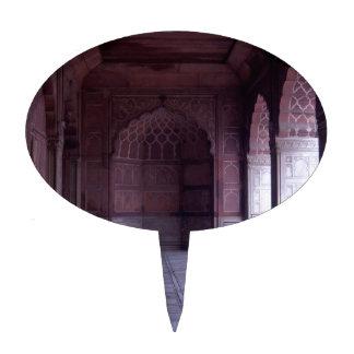 A hall inside the Jama Masjid Cake Pick
