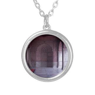 A hall inside the Jama Masjid Custom Jewelry