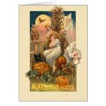 A Hallowe'en Nightmare Greeting Card