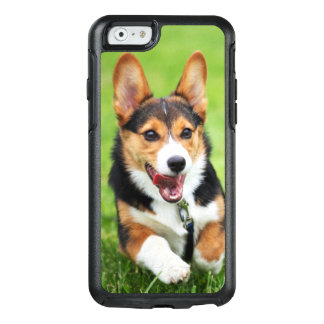 A Happy And Energetic Pembroke Welsh Corgi Puppy OtterBox iPhone 6/6s Case