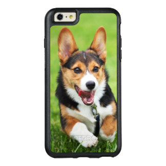 A Happy And Energetic Pembroke Welsh Corgi Puppy OtterBox iPhone 6/6s Plus Case