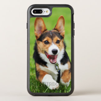 A Happy And Energetic Pembroke Welsh Corgi Puppy OtterBox Symmetry iPhone 7 Plus Case