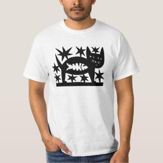 A Happy Cat T-Shirt