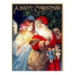 A Happy Christmas Post Card