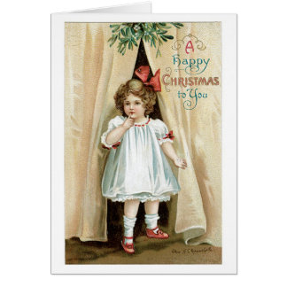 A Happy Christmas to You  Ellen Clapsaddle Card