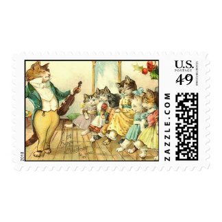A Happy Christmas to You Postage