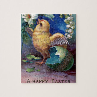 A Happy Easter Jigsaw Puzzle