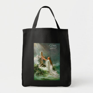 A Happy Easter Tote Bag