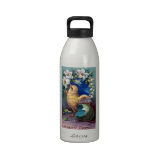 A Happy Easter Reusable Water Bottle