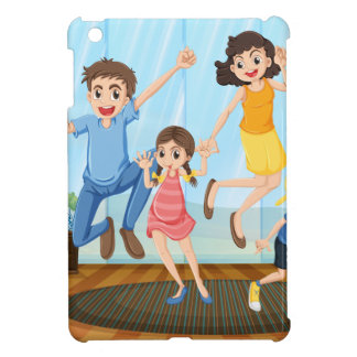 A happy family cover for the iPad mini