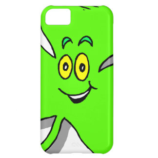 a happy green clover for saint patrics day iPhone 5C cover