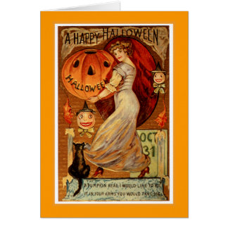 A Happy Halloween Cards