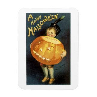 A Happy Halloween Magnet