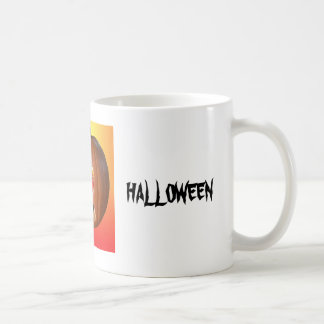 A happy halloween mug
