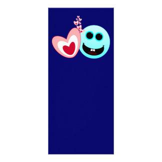 A Happy Heart - Proverbs 15:13 NIV Rack Card