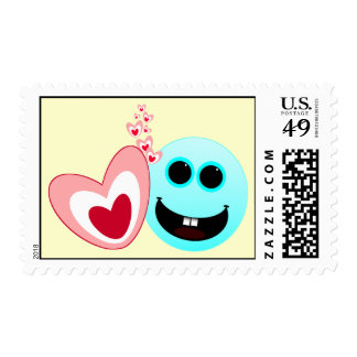 A Happy Heart - Proverbs 15:13 Postage