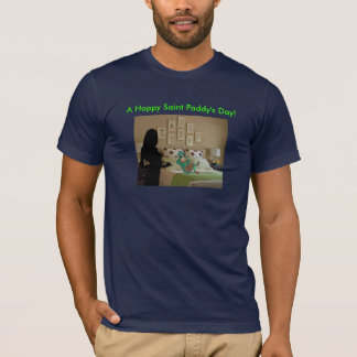 A Happy  Leprechaun T-Shirt